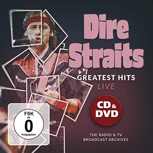 Dire Straits-Greatest Hits Live