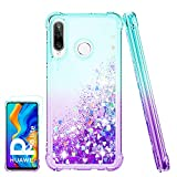 Jshru Compatible with Huawei P30 Lite Case [with Screen