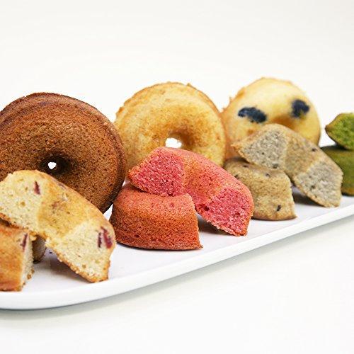 「関西スイーツ」セレクション【パティスリィー リスボン】Bonドーナツ5個セット