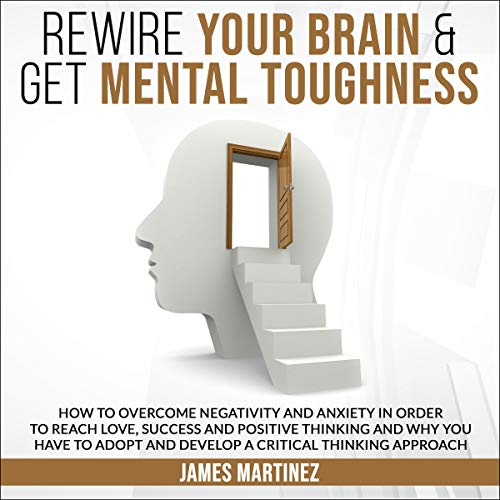 『Rewire Your Brain & Get Mental Toughness』のカバーアート