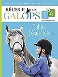 Réussir ses Galops 1 à 4 - Cahier d'exercices