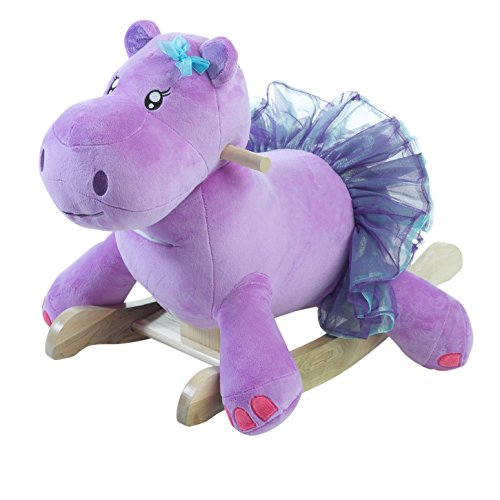 Rockabye Gracie The Hippo Ride...