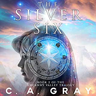 The Silver Six audiobook cover art
