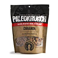 Steve's PaleoGoods PaleoKrunch Cereal Cinnamon 7.5oz (Pack of 6) [並行輸入品]