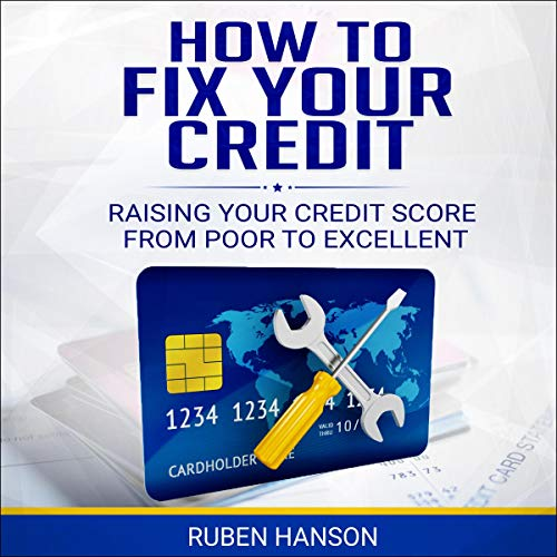 How to Fix Your Credit audiobook cover art