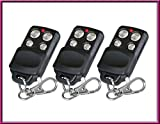 3 X Kompatibel mit PS94331 Handsender, Remote Control Compatible Transmitter Replacement, keyfob