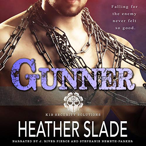 Gunner Audiobook By Heather Slade cover art