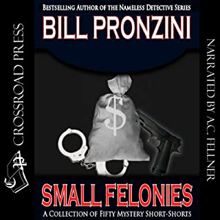 Small Felonies: Fifty Mystery Short Stories  cover art