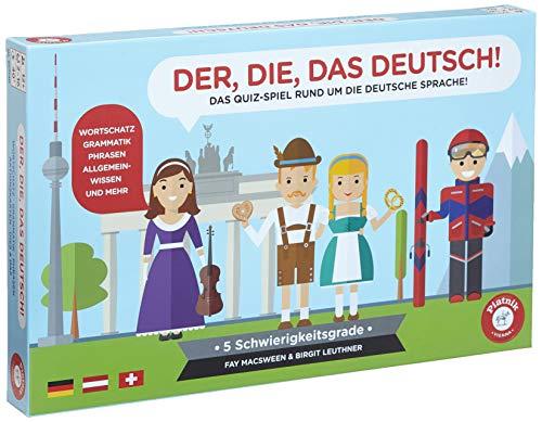 Piatnik Vienna Der Die Das Deutsch