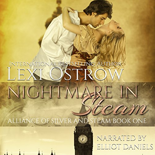 Nightmare in Steam audiobook cover art