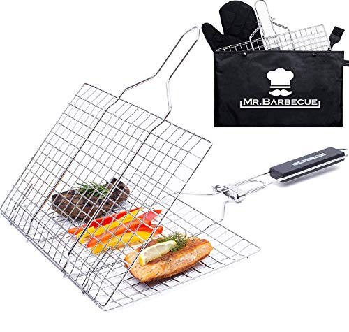 Best Non-Stick Fish Grilling Basket