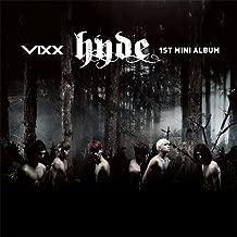 Kpop CD, VIXX - hyde(Poster ver)[002kr]