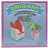 Papel Aitoh Origami, 15.875 x 15.875 pulgadas, colores sólidos,...