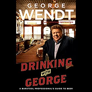 Drinking with George audiobook cover art