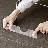 18 Zoll Ausrichtung Lineal-Werkzeug/T-Shirt HTV Vinyl Führer Calibration Tool Für Vinyl-schneiden...