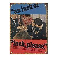 Pinch by Haig Scotch Whiskey ティンサイン ポスター ン サイン プレート ブリキ看板 ホーム バーために