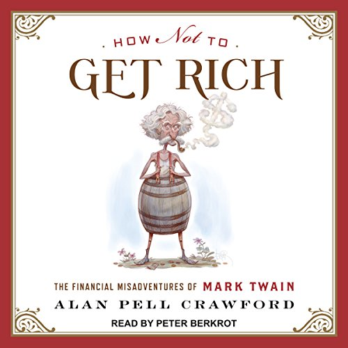 How Not to Get Rich audiobook cover art