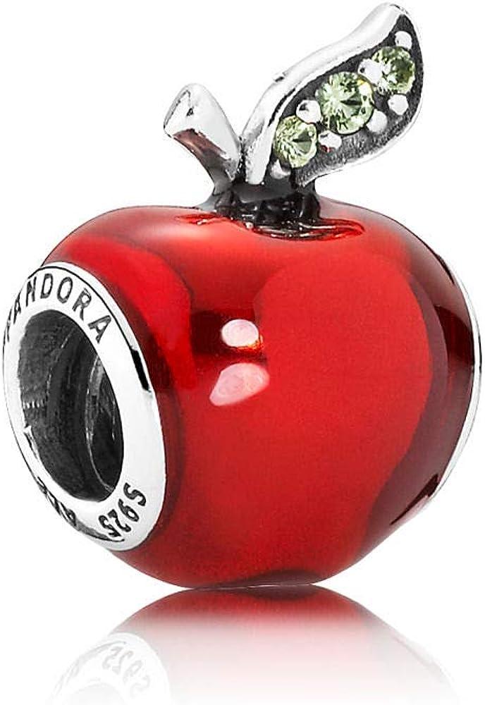 Pandora, bead charm per donna,ciondolo,in argento 791572EN73