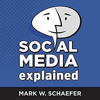 Social Media Explained audiobook cover art
