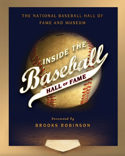 Inside the Baseball Hall of Fame (English Edition)