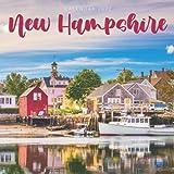 New Hampshire Calendar 2022: Calendar 2022 with 6 Months of 2021 Bonus