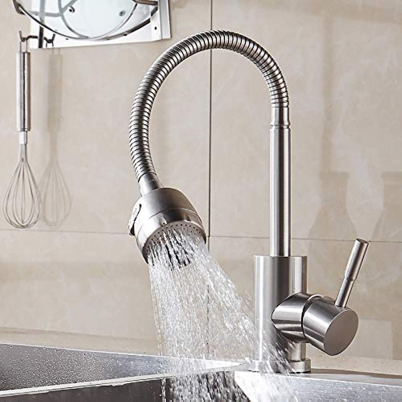 Edelstahl Küche Universal Hot And Cold Wasserhahn Gemüse Waschbecken Waschbecken Hot And Cold Wasserhahn