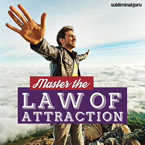 Master the Law of Attraction audiobook cover art