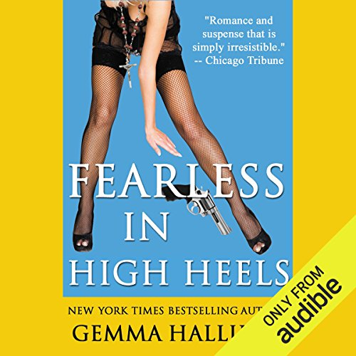 Fearless in High Heels audiobook cover art