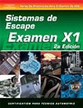 Sistemas de Escape Examen X1, 2a edicion (Delmar Learning's ASE Test Prep Series)