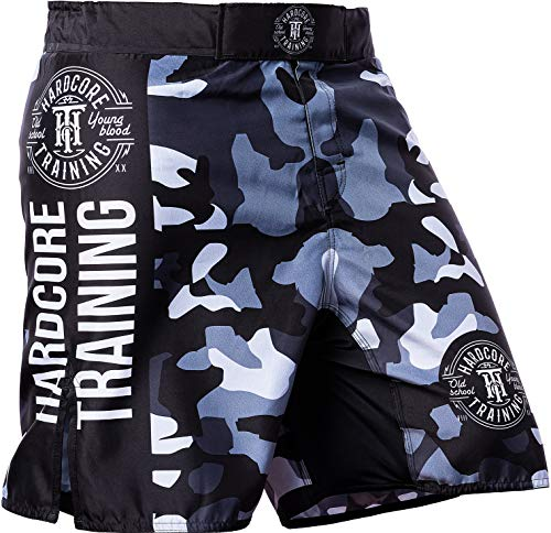 Hardcore Training Recruit Fight Shorts Hombre
