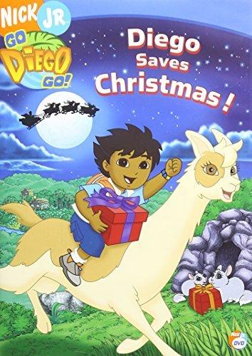 Diego Saves Christmas [DVD] [2006] [Region 1] [US Import] [NTSC]