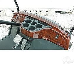 Dash, Dark Woodgrain, Yamaha Drive