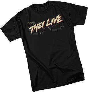 they live movie merchandise
