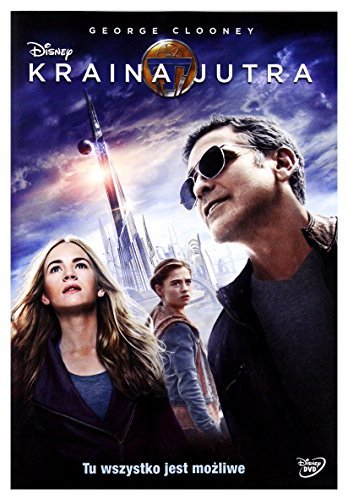 Tomorrowland [DVD] [Region 2] (English audio) by George Clooney
