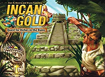 incan gold game
