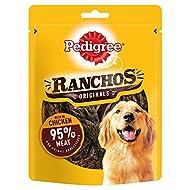 Pedigree Ranchos Adult Dog Treats with Chicken, 70g