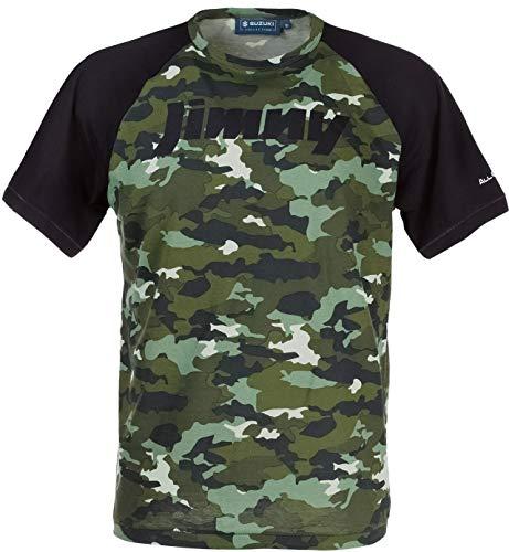 Suzuki Jimny T-Shirt Camouflage M