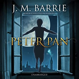 Peter Pan                   Written by:                                                                                                                                 J. M. Barrie                               Narrated by:                                                                                                                                 Christopher Cazenove                      Length: 5 hrs and 1 min     2 ratings     Overall 5.0