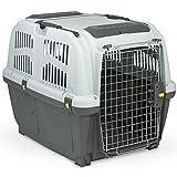 MPS SKUDO 4 IATA Transportín para perros conforme a los estándares para el transporte aéreo, 68 x 48 x 51 cm