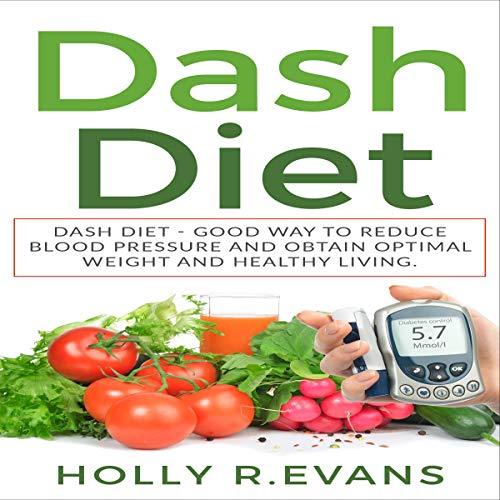 Couverture de Dash Diet