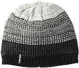 Calvin Klein Women's Ombre Knit Fleece Lined Beanie, black, One Size