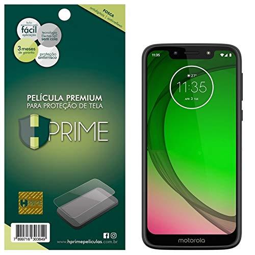 Pelicula Fosca para Motorola Moto G7 Play, HPrime, Película Protetora de Tela para Celular, Transparente
