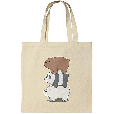 Bear Beauty Eco Friendly Bag Farmers Market Bag Toy Basket