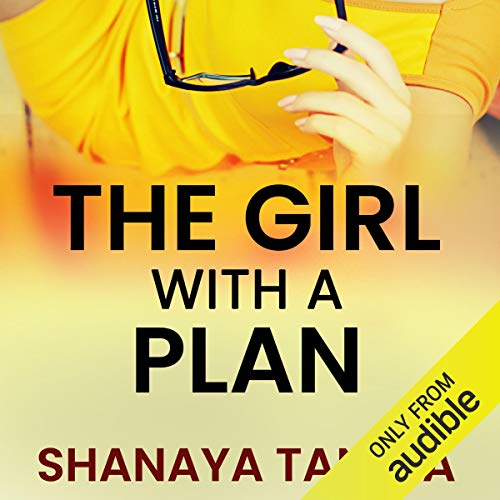 The Girl with a Plan cover art