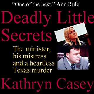 Deadly Little Secrets cover art