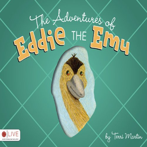 The Adventures of Eddie the Emu copertina