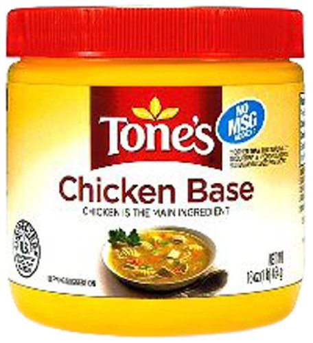 Lowest price challenge Tone's Base Overseas parallel import regular item Chicken Ounce 16