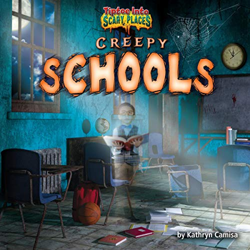 Couverture de Creepy Schools