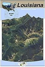30°091° NW - New Roads, Louisiana Backcountry Atlas (Aerial)