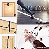 Zoom IMG-1 newlemo elastici fitness set di
